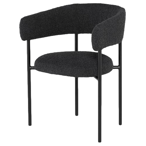 cassia-dining-chair-licorice-boucle